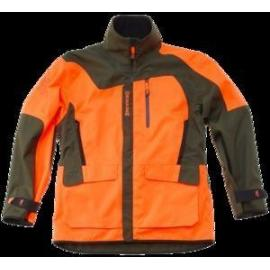 Parka browning tracker one orange green 3xl