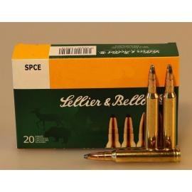 Sellier & bellot 8x57 jrs 12.70g spce